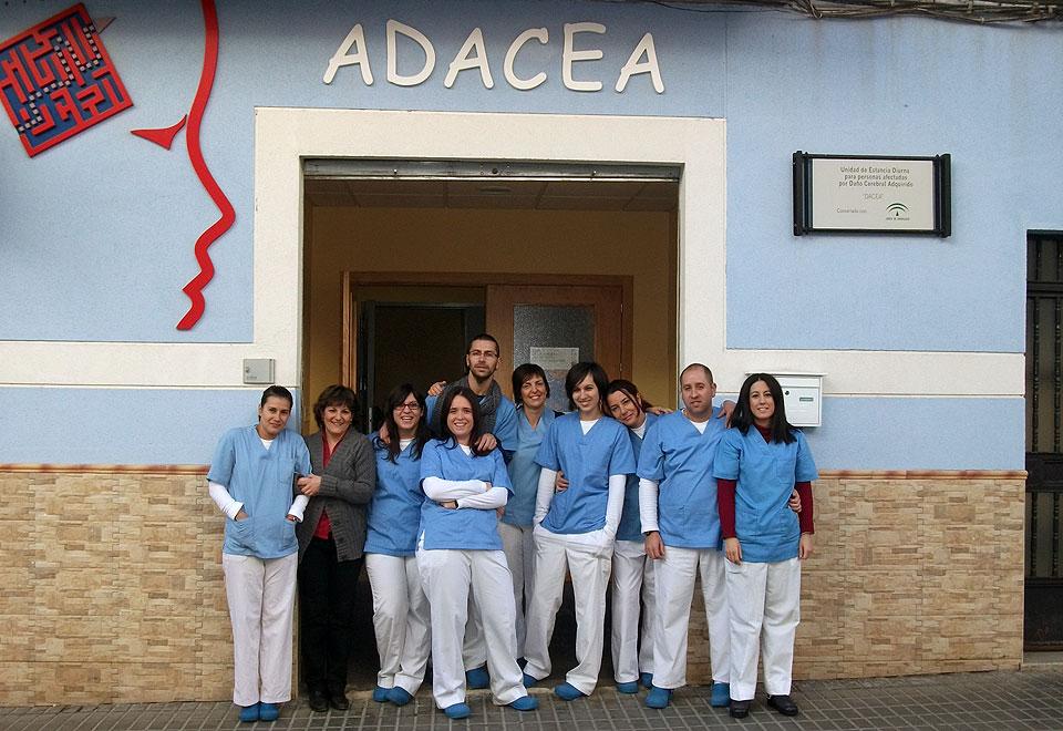 ADACEA Jaén. Equipo UED
