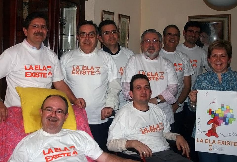 Firma de Estatutos de la Asociación ELA JAÉN