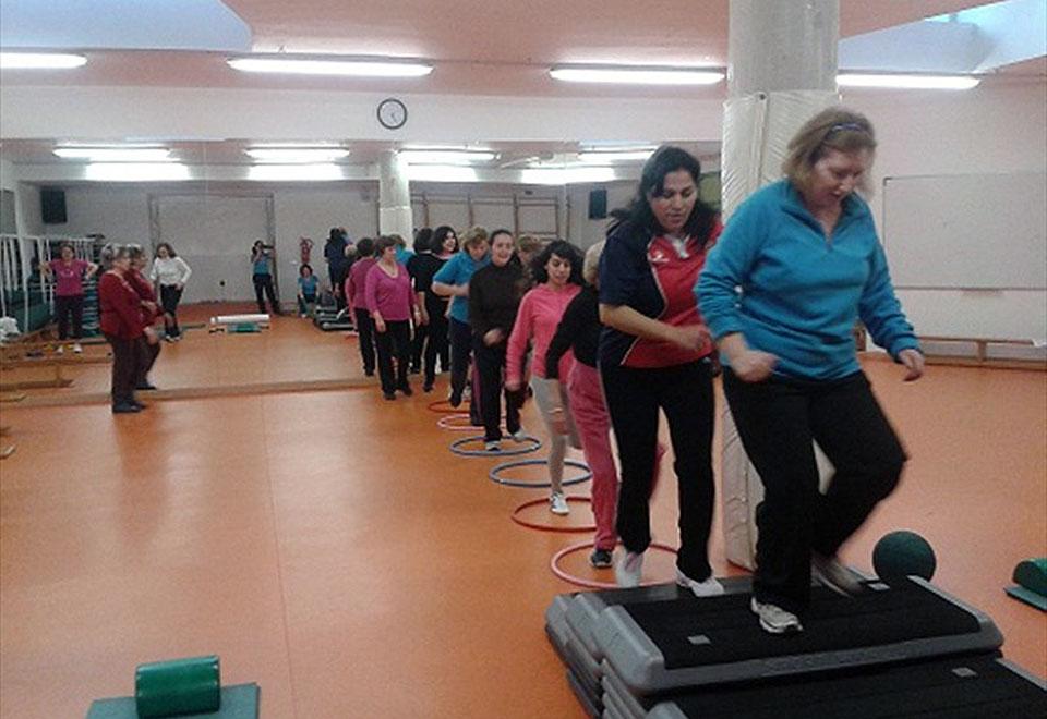 Terapia Gimnastica
