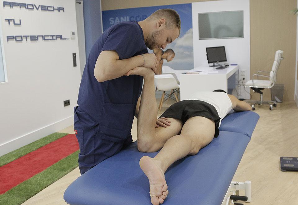Ortopedia López. Estudio biomecánico de la marcha y la pisada.