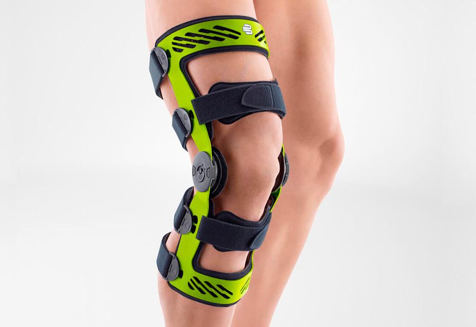 Ortesis para la estabilización de la rodilla