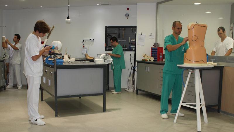 ortopedia artesanal con las últimas vanguardias y la más avanzada tecnología
