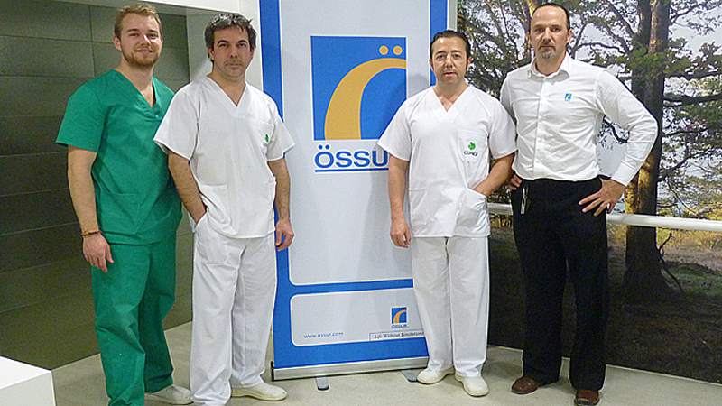 Open-day Ossur