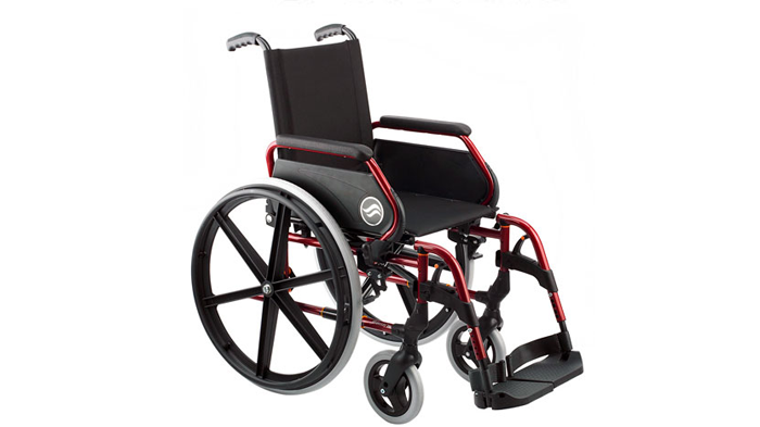 Silla de ruedas Breezy 250 Sunrise Medical
