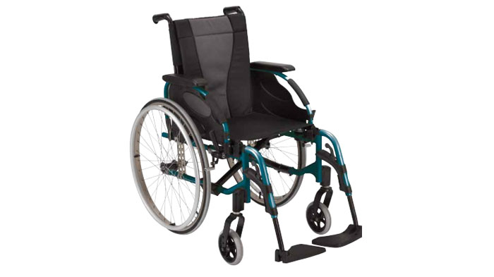 Silla de ruedas Action 3 Invacare