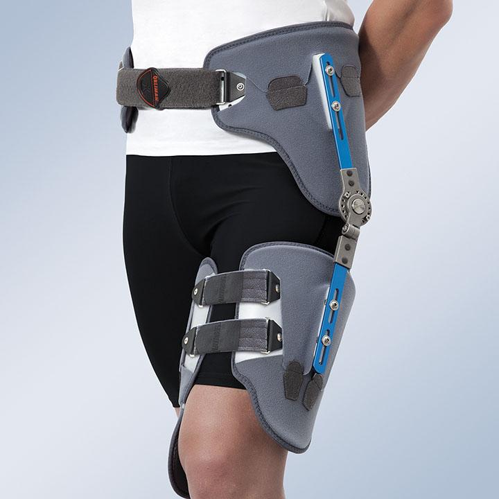 Ortésis estabilizadora de cadera con abducción