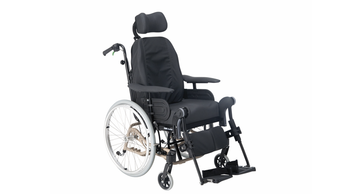 Ortopedia l pez pr tesis ortesis sillas de ruedas - Silla de posicionamiento ...