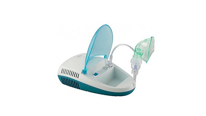 Nebulizador a pistón de aerosolterapia Cosmomédica