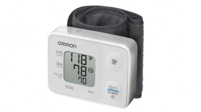 Tensiómetro digital de muñeca Omron RS2