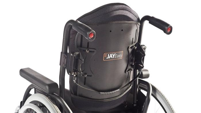Respaldos Jay Easy
