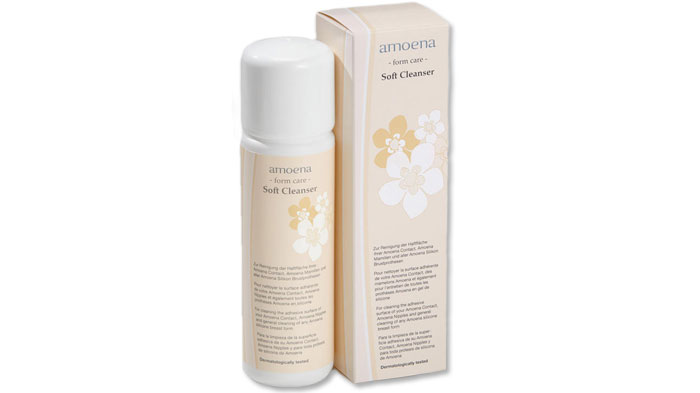Jabón Amoena Soft Cleanser & Soft Brush