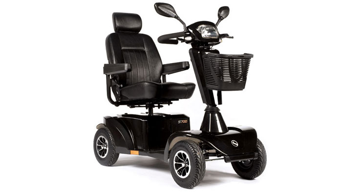 Scooter eléctrico Sterling S700 Sunrise Medical