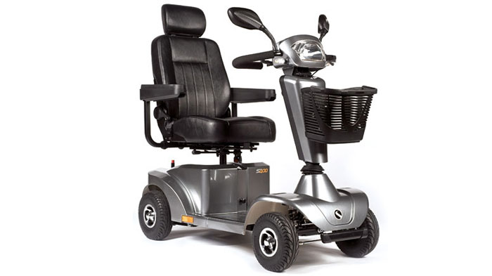 Scooter eléctrico Sterling S400 Sunrise Medical