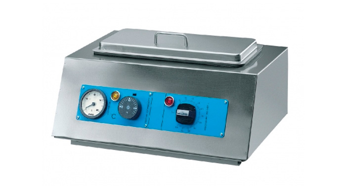 Esterilizador por aire caliente