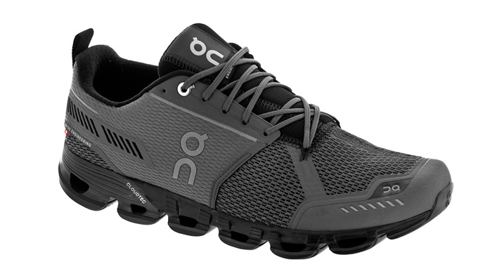 Zapatilla deportiva on running Cloudflyer Rock/Black