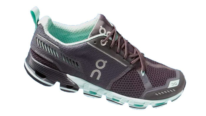 Zapatilla deportiva on running Cloudflyer Grey/Jade