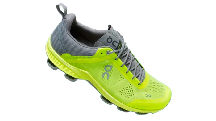 Zapatilla deportiva on running CloudSurfer Neon/Grey