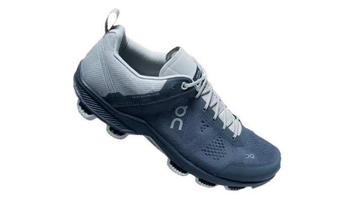 Zapatilla deportiva on running CloudSurfer Dark/Slate