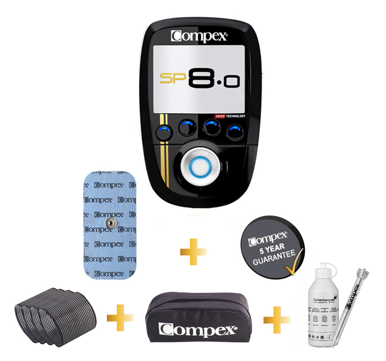 Compex SP 8.0 GOLD EDITION