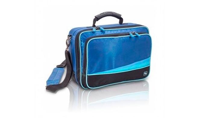 Maletín Elite Bags enfermería azul