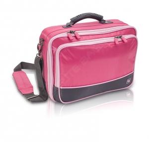 Maletín Elite Bags enfermería rosa