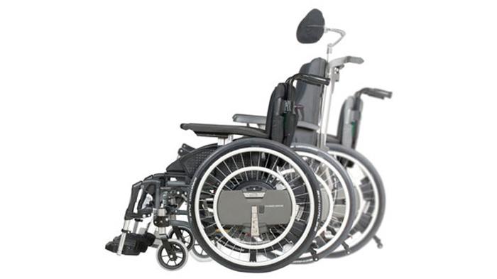 Sistema ruedas WheelDrive