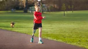 Articulación de rodilla para niños 3R67