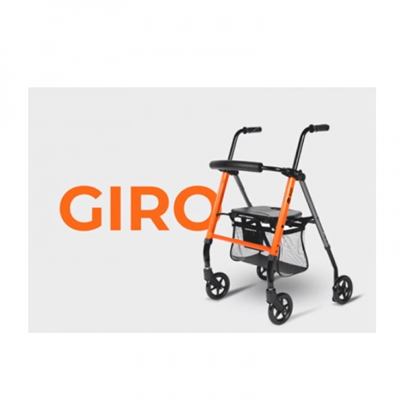 Andador Aluminio Ogi-Giro