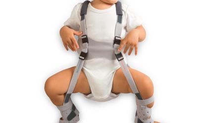 Línea infantil de cadera