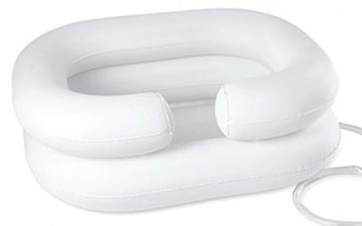 Lavacabezas y accesorios para baño